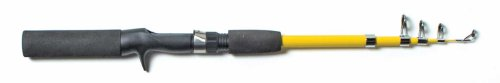 Eagle Claw Pack-IT Telescopic Spincast Rod, 1...