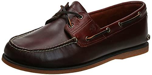 Timberland Men's Classic 2-Eye Boat Shoe,...