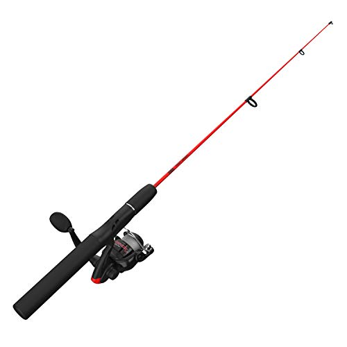 Zebco Dock Demon Spinning Reel and Fishing...