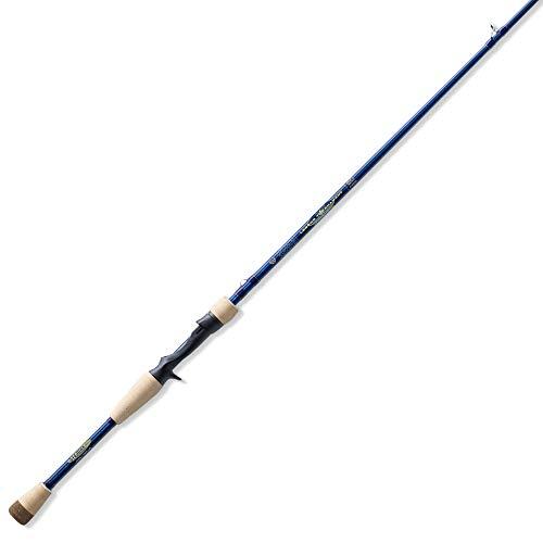 St. Croix Legend Tournament Bass Casting Rod...