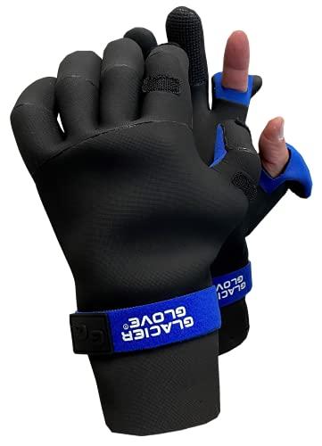 Glacier Glove Pro Angler Neoprene Glove M -...