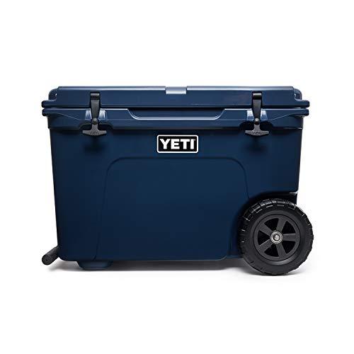 YETI Tundra Haul Portable Wheeled Cooler,...