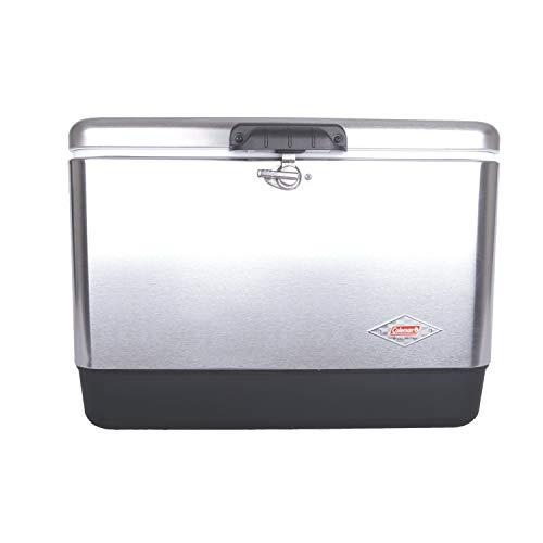 Coleman Steel-Belted Portable Cooler, 54...