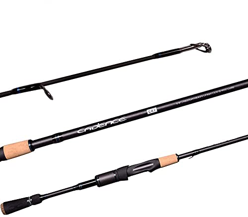 Cadence CR7 Spinning Rod, Fishing Rod with 40...