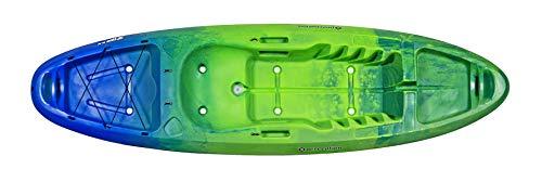 perception Kayaks Zip 9.5 | Sit on Top Kayak...
