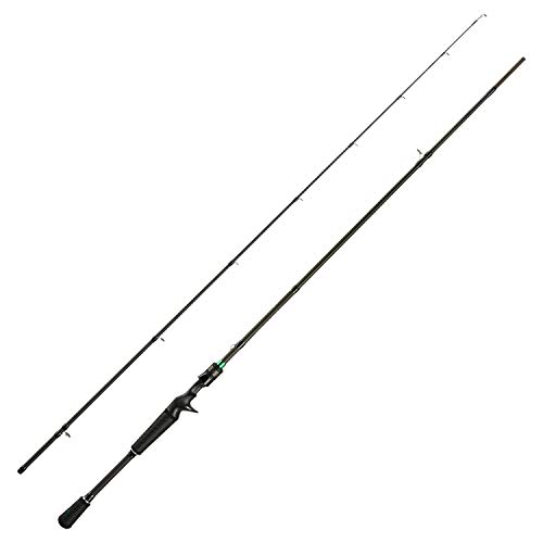 Piscifun Serpent Baitcasting Rod Two Pieces-...
