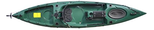 Riot Kayaks Escape 12 Angler Sit-On-Top...