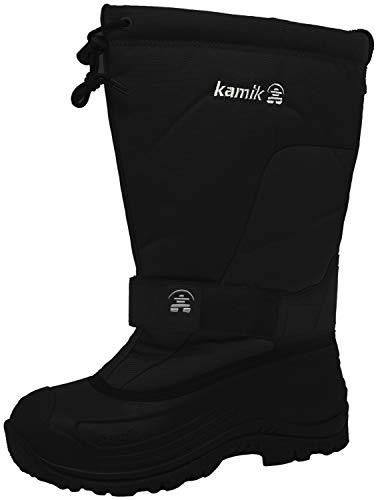 Kamik Men's Greenbay 4 Cold Weather Boot,Black,11...