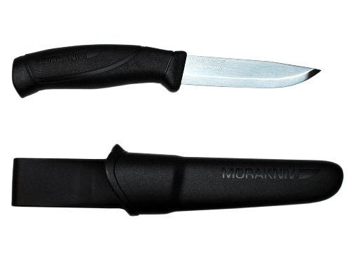 Morakniv Companion Fixed Blade Outdoor Knife with...