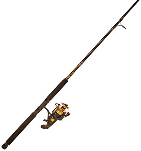 Penn Spinfisher V 6500 Fishing Rod and Spinning...