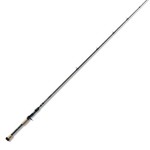 St. Croix Rods Mojo Bass Glass Casting Rod ,...