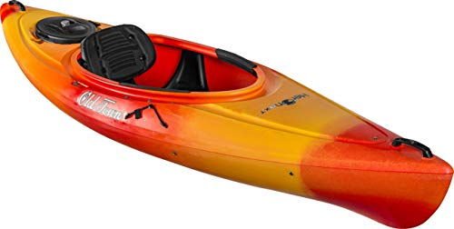 Old Town Heron 9XT Recreational Kayak (Black...