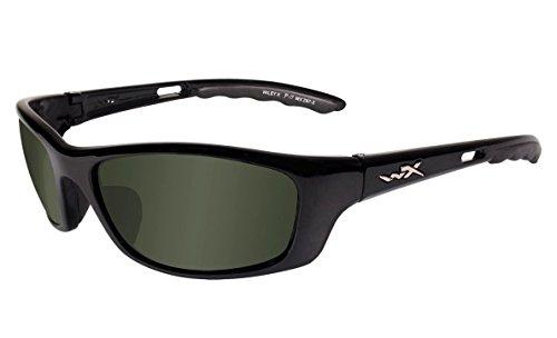 Wiley X P-17 Sunglasses, Polarized Smoke...
