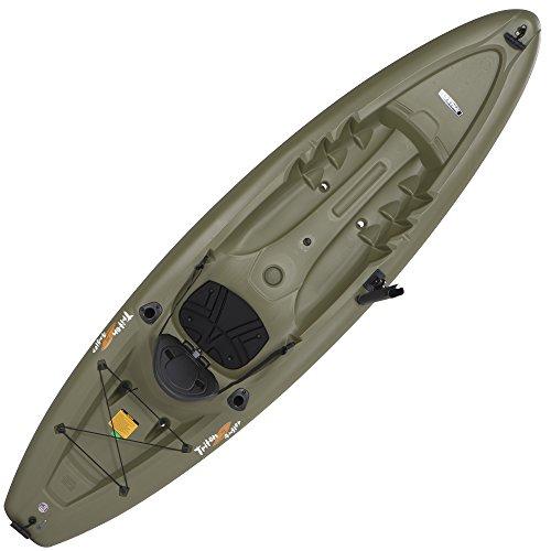 Lifetime Triton Angler 100 Fishing Kayak,...