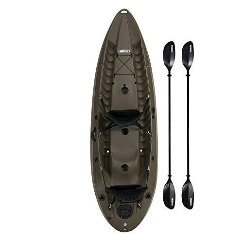Lifetime Sport Fisher Single or Tandem Kayak,...