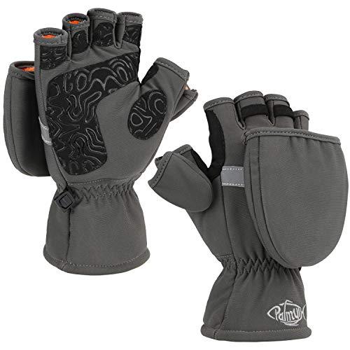 Palmyth Ice Fishing Gloves Convertible...