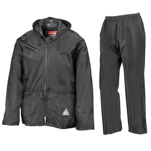 Result Mens Heavyweight Waterproof Rain Suit...