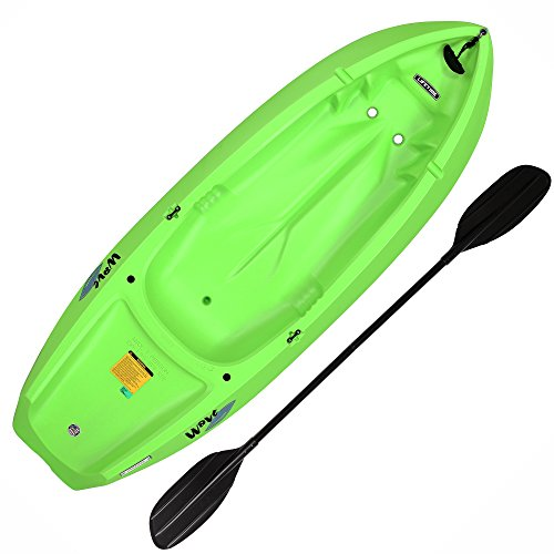 Lifetime Youth Wave Kayak with Paddle, 6...