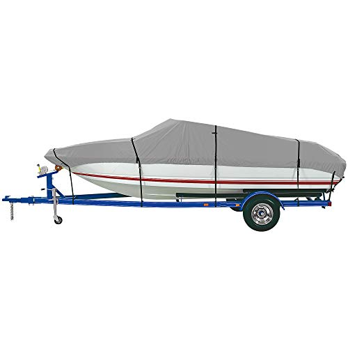 iCOVER Trailerable Boat Cover- Water Proof Heavy...