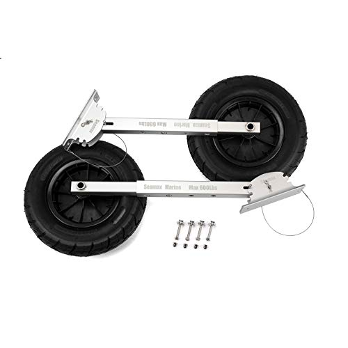 Seamax Deluxe 4 by 4 Boat Launching Dolly...