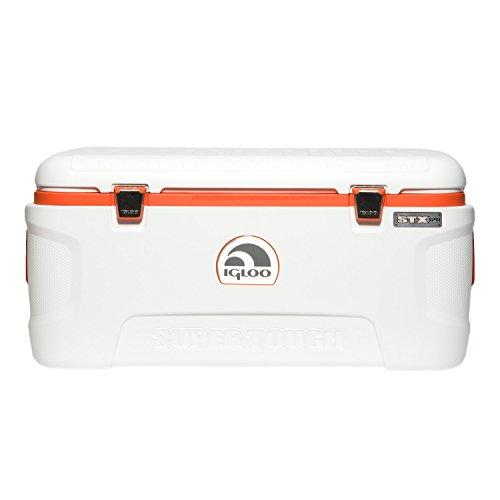 Igloo Super Tough STX Cooler, 120-Quart