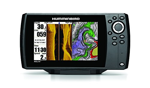 Humminbird 409850-1 Helix 7 SI GPS/Fishfinder with...
