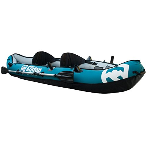 Elkton Outdoors 10' Foot Inflatable Tear Resistant...