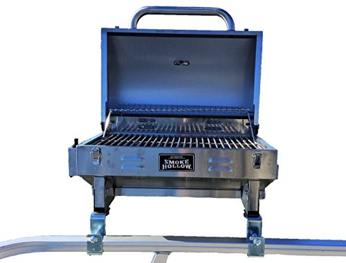 Smoke Hollow Grill Modified for 1.25' Railing...