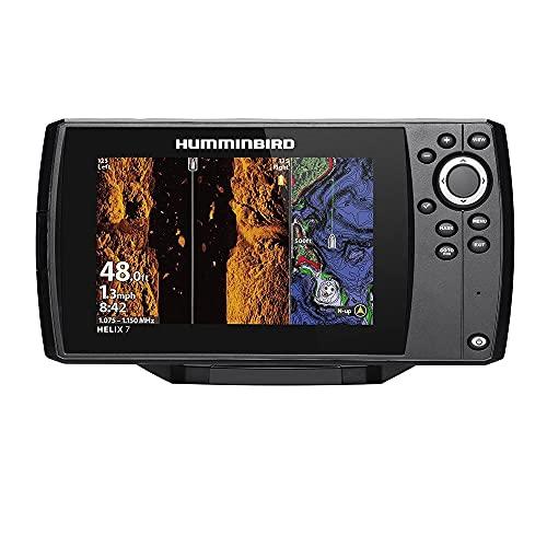 Humminbird, Helix 7, CHIRP MSI GPS G3N