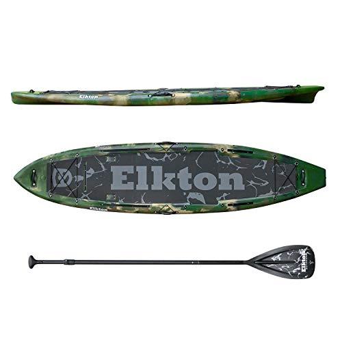 Elkton Outdoors Fishing Paddle Board - IBIS...