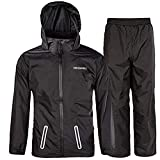 SWISSWELL Kids Rain Gear Boys Waterproof...