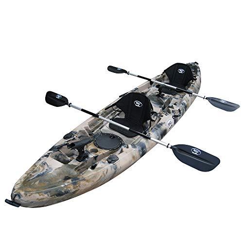BKC TK181 Angler 12-Foot, 8 inch Tandem 2 or...