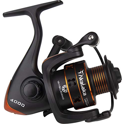 Akataka Fishing Reels Spinning, 4000 Reel...