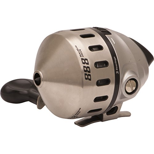 Zebco 888HA 888 Series Spincast Reel, Clam...