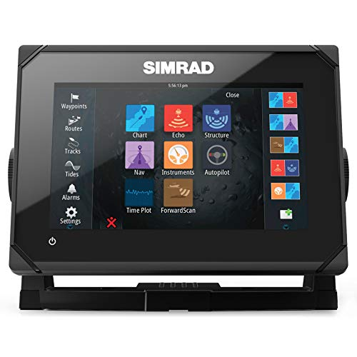 Simrad GO7 XSE Chartplotter/Fishfinder...