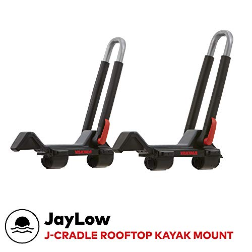 YAKIMA - JayLow Rooftop Mounted Kayak Rack...