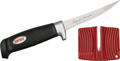Rapala4 Soft Grip Fillet / Single Stage Sharpener...