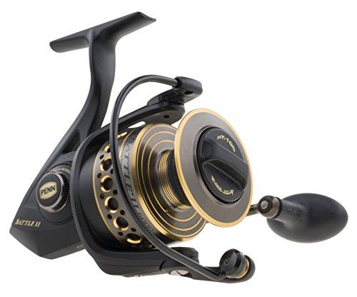 PENN 1338222 Battle II 8000 Spinning Fishing...