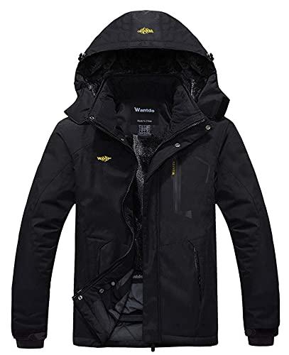 Wantdo Men's Waterproof Mountain Jacket...