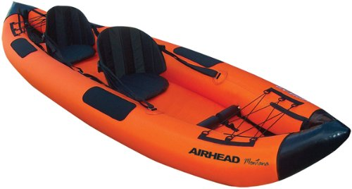 Airhead Montana Kayak Two Person Inflatable...