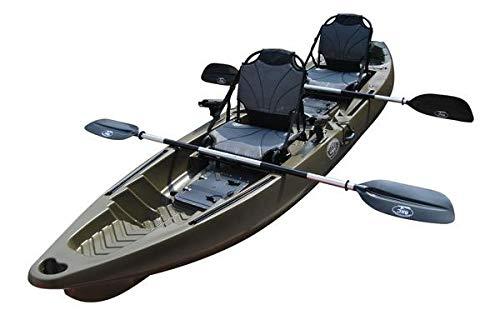 BKC TK122 Angler 12-Foot, 8 inch Tandem 2 or...