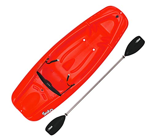 Pelican Solo 6 Feet Sit-on-top Youth Kayak...