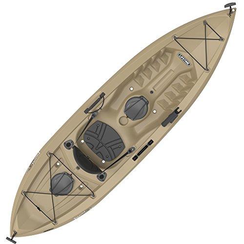 Lifetime Tamarack Sit-On-Top Kayak, Tan,...