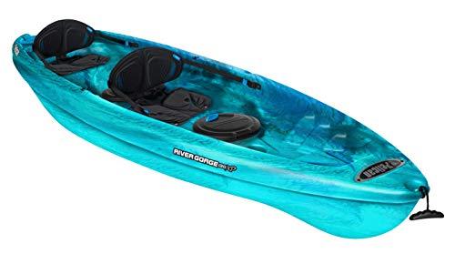 Pelican Tandem Recreational Kayak   River...