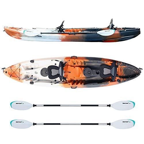 Driftsun Teton 120 Hard Kayak - 2 Person...