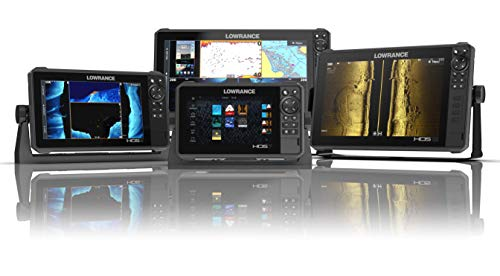 Lowrance HDS-7 Live C-MAP Insight without...