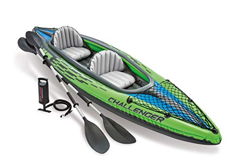 Intex Challenger K2 Kayak, 2-Person...