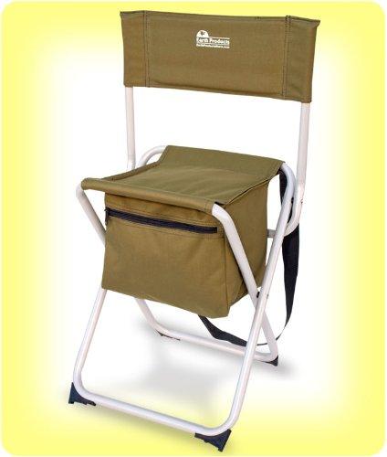 "Earth ""TAKE-IT-Anywhere"" Compact Fishing Chair..."