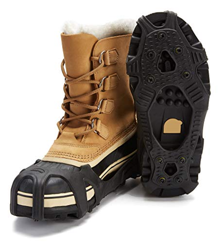 ICETRAX V3 HEX Winter Ice Grips for Shoes and...
