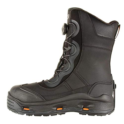 Korkers Men's IceJack Pro Safety Boot,Black,US 13...